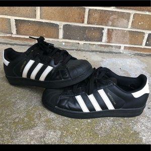 Adidas Originals Superstar Running Shoe